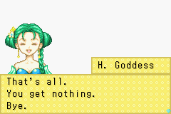 Harvest Moon - More Friends of Mineral Town - grrr fck u goddess - User Screenshot